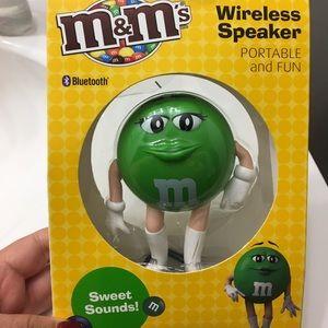 M&M's Wireless Speaker.